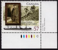 Canada - 2010 - Home Children - Mint Stamp - Unused Stamps