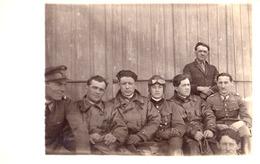 IASI : AERODROMUL : GRUP I AVIATIE RECUNOASTERE - CARTE VRAIE PHOTO / REAL PHOTO POSTCARD - 12 IV 1927 - RRR !!! (ae438) - Roumanie