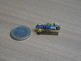 AUTOMOBILE  RENAULT F1 . FORMULE 1.CANON. EGF. - Renault
