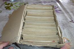 LOT DE 570 CARTES CPA FANTAISIE ... ILLUSTRATIONS....(CARTES AVEC DEFAUTS + OU - IMPORTANTS...pliures..etc..) - Cartes Postales