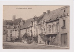 CPA 41 VENDOME Cour De L'Abbaye - Vendome