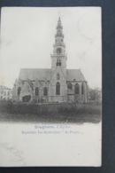 Carte Postale Diegem Dieghem Eglise Dépositaire Van Keerbergen Au Progrès - Diegem