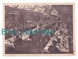 Socièté Des Fonderies De Rosières, Lunery, Visite Des Ets Jean Bonnet, Roanne, André Bernard, Autun, Et Moulins, 1933 - Autres Communes