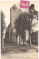 Dépt 45 - MARSAINVILLIERS - L'Église - (Édit. Mireux, Tabac) - France