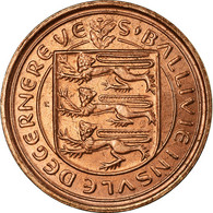 Monnaie, Guernsey, Elizabeth II, 1/2 New Penny, 1971, SPL, Bronze, KM:20 - Guernesey