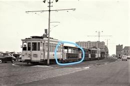 PHOTO  TRAM DE LA COTE ENDROIT à IDENTIFIER REPRO - Tramways