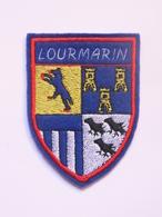 Ecusson à Coudre De Lourmarin (84) - Ecussons Tissu