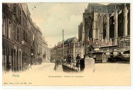 Metz - Kammerplatz - Place De Chambre Nels 1919 - Metz