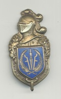INSIGNE GENDARMERIE DRAGO PARIS NICE  H.696 UNE ATTACHE CASSÉE VOIR SCAN - Police & Gendarmerie