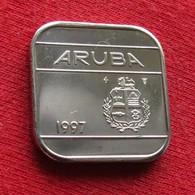Aruba 50 Cents 1997 KM# 4 - [ 4] Colonies