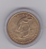 Boulogne Sur Mer Nausicaa 15° Anniv . Le Manchot  2006 MDP - Monnaie De Paris