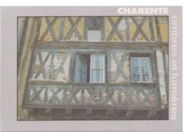 16 - CHARENTE - LE VIEUX CONFOLENS - MAISON A COLOMBAGES - Confolens