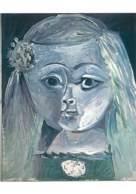 Art - Peinture - Pablo Picasso - Las Meninas No 17 , Infanta Margarita Maria - Cannes , 6 Septembre 1957 - Carte Neuve - - Peintures & Tableaux