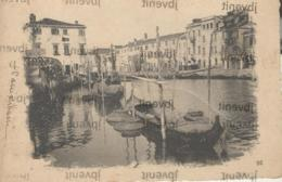 VENEZIA - Canale Di Castello  E Via Garibaldi - Editore Giovanni Zanetti No.32  (rara) - Venezia (Venice)