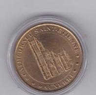 Auxerre Cathédrale Saint étienne 2002 - Monnaie De Paris