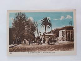 Castiglione (Avenue De La Plage) Algérie - Algeria