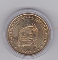 Evry Cathédrale De La Résurection  2000 - Monnaie De Paris