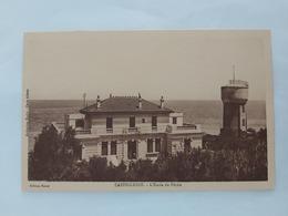 Castiglione (L'École De Pêche  ) Algérie - Algeria