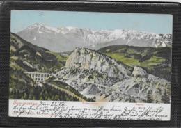 AK 0454  Semmering - Polleroswand Gegen Raxalpe Um 1907 - Semmering