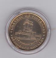 Château De Vincennes  2000 - Monnaie De Paris