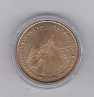 Chamonix Sommet De L'aiguille Du Midi 3842M.  2000 - Monnaie De Paris