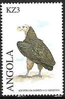 ANGOLA - MNH 2000 :  King Vulture  -  Sarcoramphus Papa - Owls