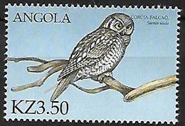 ANGOLA - MNH 2000 : Northern Hawk-Owl -   Surnia Ulula - Owls