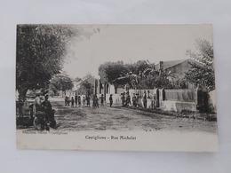 Castiglione (Rue Michelet)  Algérie - Algeria