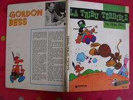 La Tribu Terrible Par Gordon Bess. Adaptation Greg. Dargaud 1975 - Other