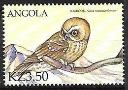 ANGOLA - MNH 2000 :      Morepork  -  Ninox Novaeseelandiae - Owls