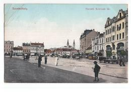 Hongarije Hungaria - Szombathely - Horvath Boldizsar Ter -  - 1909 - Ungarn