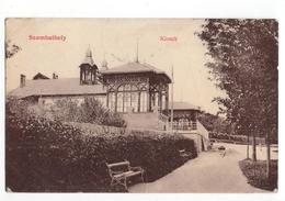 Hongarije Hungaria - Szombathely - Kioszk  -  - 1909 - Ungarn
