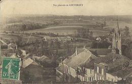 10125  CPA Louvergny - Vue Générale - Autres Communes