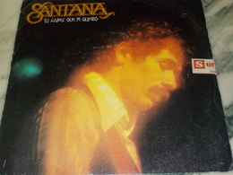 45 TOURS SANTANA  YOU KNOW THAT I LOVE YOU 1979 - Rock