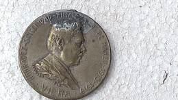 Medal Medalla Medaille Medaglia Uruguay Battle Viera 1919 Iammaro #4 - Other