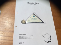Etiquette De Vin 1995 «CÔTE-RÔTIE - CHAMPIN JUNIOR - JEAN MICHEL GÉRIN - Ampuis (69)» - Côtes Du Rhône