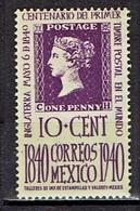Mexico - Mi-Nr 782 Postfrisch / MNH ** (v717) - Briefmarken Auf Briefmarken