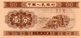 BILLET CHINOIS 1 F. - China