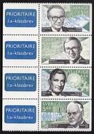 Sweden 1996 / Nobel Prize Winners  / MNH / Mi 1972 - 1975 - Suède