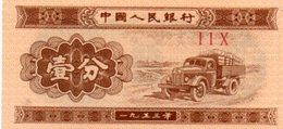 BILLET CHINOIS 1 F. - Chine