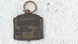 Medal Medalla Medaille Medaglia Virginia Band Orchestra Directors Solo Ensemble #4 - Other