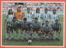 Cartoline - Tematica - Calcio - Nazionale Argentina Al Campionato Del Mondo Del 2006 - Not Used - Calcio