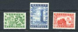 BE   823 - 825    XX   ---  MNH --  Union  Belgo-Britannique - Ungebraucht