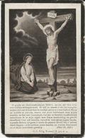 DP. ROMANIE DE BEL ° BEVEREN 1849- + LOPHEM 1924 - Religion & Esotérisme