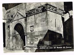V5207 Fidenza (Parma) - Duomo - Sculture Con Scene Del Martirio Dei Cristiani / Viaggiata 1964 - Other Cities
