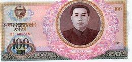 BILLET COREEN 1978 - Chine