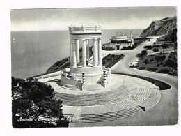 V5210 Ancona - Il Passetto - Monumento Ai Caduti / Viaggiata 1968 - Ancona