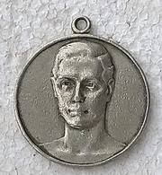 Medal Medalla Medaille Medaglia Prince Of Wales 1925 Visit To Argentina #4 - Royaux/De Noblesse