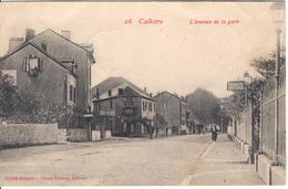 CAHORS - Avenue De La Gare - Cahors