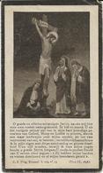DP. SOPHIE VAN BOUCHAUTE ° LEMBEKE 1848- + 1928 - Religion & Esotérisme